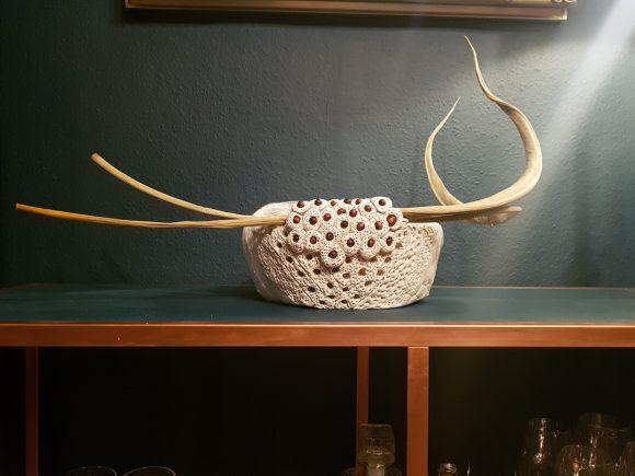 Dekoidee - Skulptur aus Ton handgefertigt by Ferdinand Interior1080x810