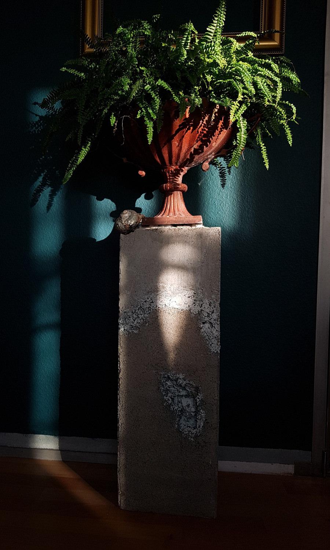 Sockel & Säule aus Beton für Gallerien und Museen: 3