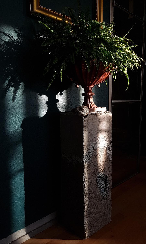 Sockel & Säule aus Beton für Gallerien und Museen: 4