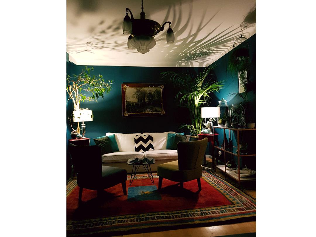 Wohnideen Jugendstil wohnidee sitzecke mit jugendstil le by ferdinand interior wien