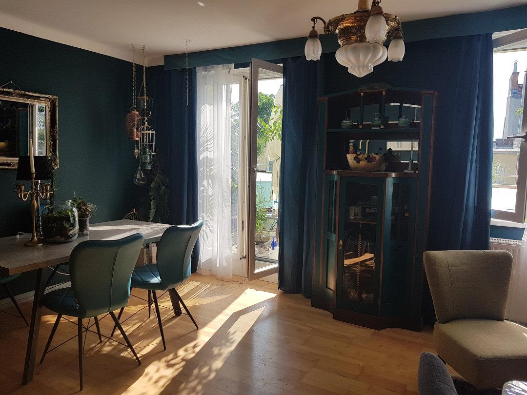 Einzigartig Esstisch Wohnzimmer Galerie Von Wohnidee-wohnzimmer-esstisch-1-by-ferdinand-interior-wien