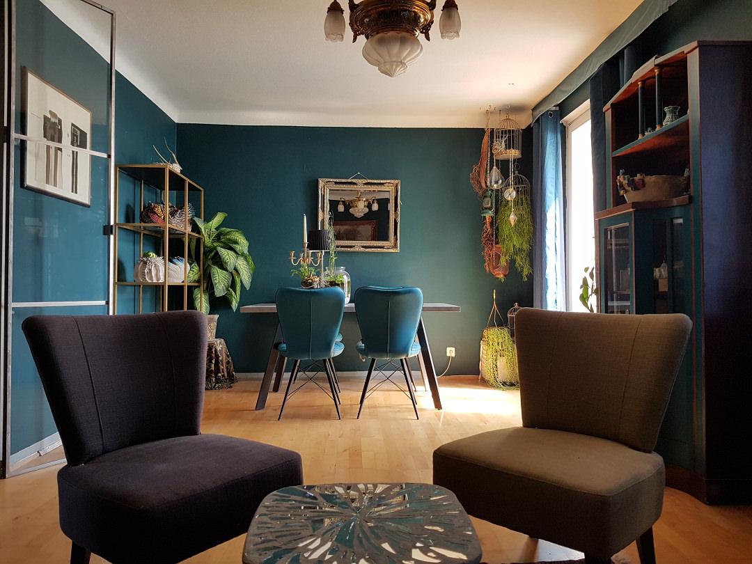 Wohnidee Wohnzimmer Mit Essecke Italien Style By Ferdinand Interior Wien