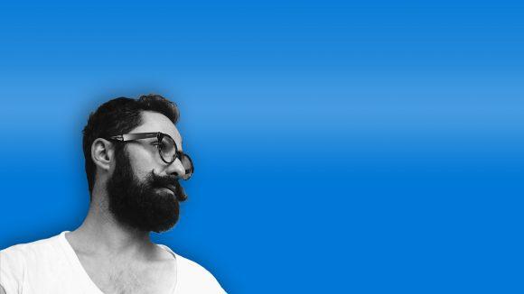 Ferdinand Interior Foto Startseite blau
